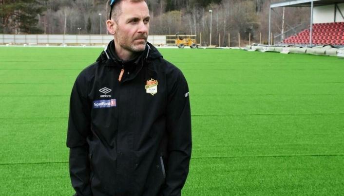 FORNØYD: Tidligere sportslig leder i Stjørdals-Blink, Ove Halsan, sier egenskapene har vært meget imponerende.