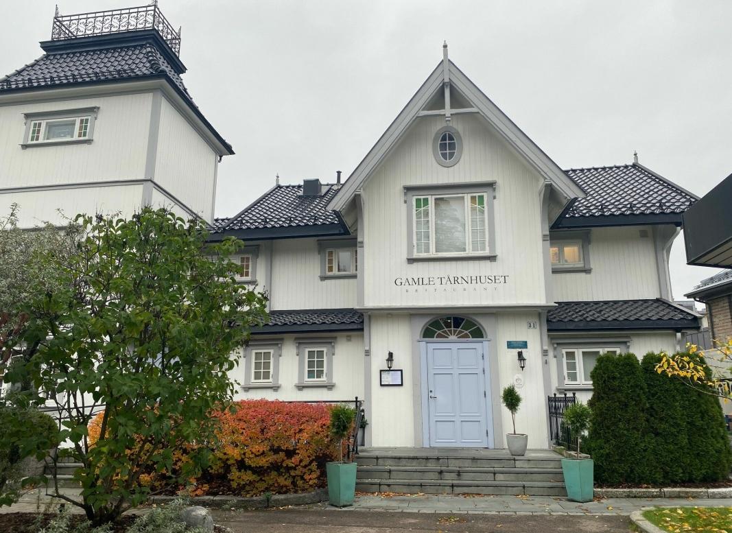 STENGER I OKTOBER: Fra 16. - 21. oktober holder Gamle Tårnhuset stengt siden de ansatte er på inspirasjonstur.